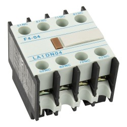 LA1-DN04 auxiliary contact