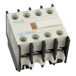 LA1-DN series auxiliary contact for CJX2 LC1-D AC contactor