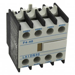 LA1-DN40 F4-40 auxiliary contact