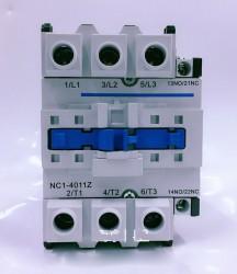NC1-4011Z 24V 3P+NO+NC DC contactor
