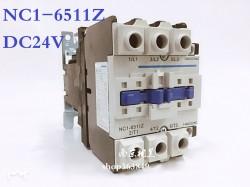NC1-6511Z 24V 3P+NO+NC DC contactor