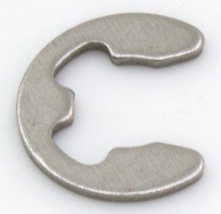 FCCE01 7mm 304 stainless steel E circlip