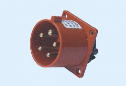 CM1-615 and CM1-625 industrial flush mounting appliance inlet