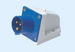CM1-513, CM1-523 industrial surface mounting appliance inlet