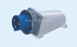 CM1-533 and CM1-543 industrial surface mounting appliance inlet