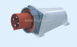 CM1-534 and CM1-544 industrial surface mounting appliance inlet