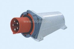 CM1-535 and CM1-545 industrial surface mounting appliance inlet