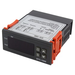 STC-1000 high quality 220VAC defrost temperature controller