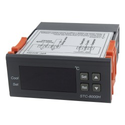 STC-8000H 220VACdefrost temperature controller