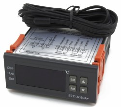 STC-8080A+ defrost temperature controller