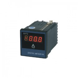 SX72 ammeter, voltmeter, frequency meter