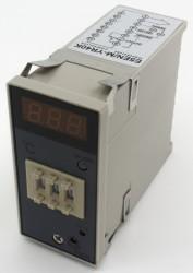 E5EN relay output K input 399℃ range digital temperature controller