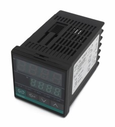 REX-CH102 relay+SSR output 1 alarm digital temperature controller