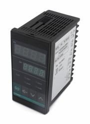 REX-CH402 relay+SSR output 1 alarm digital temperature controller