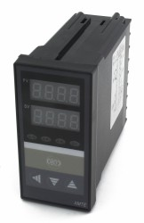 XMTE-8 Ramp/soak relay output 1 alarm digital temperature controller