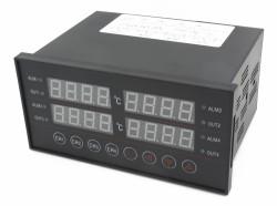 XMT-JK4 4 ways 4 PIDs relay output no alarm digital temperature controller