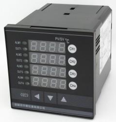 XMTA-JK4 4 ways 4 PIDs relay output no alarm digital temperature controller