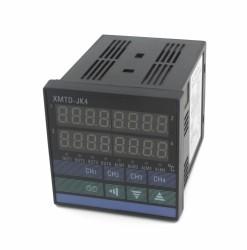 XMTD-JK4 4 ways 4 PIDs SSR output no alarm digital temperature controller