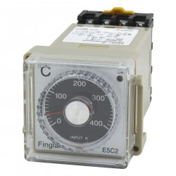 E5C2-R relay output K intput 400℃ range general temperature controller with socket
