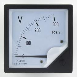 6C2 DC ammeter, voltmeter, frequency meter, power meter