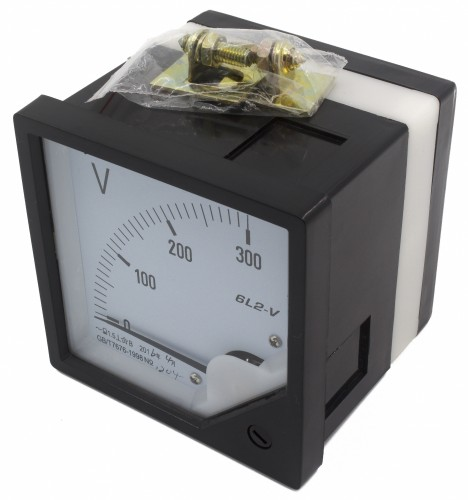 6L2-V 300V voltmeter