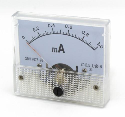 85C1 0-1mADCAmmeter