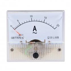 85L1-A20 20A pointer ammeter