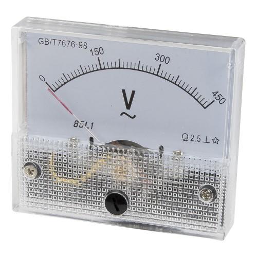 85L1-V450 450V pointer ammeter and voltmeter