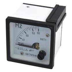 99T1-HZ 45-65Hz 380V pointer frequency meter