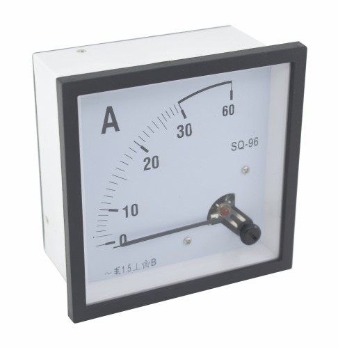 SQ-96 ammeter, voltmeter, frequency meter, factor meter, power meter