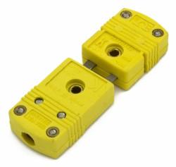 FTARA02 mini K thermocouple plug and socket