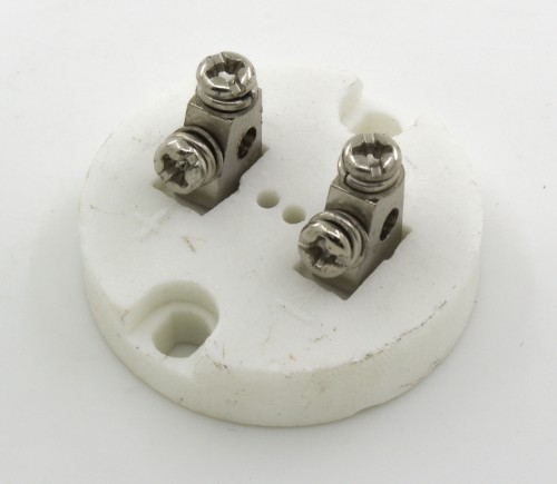 FTARA04 ceramic thermocouple and RTD terminal block