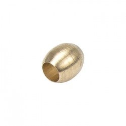Thermocouple and RTD mounting nut brass hoop with 4mm inner diameter