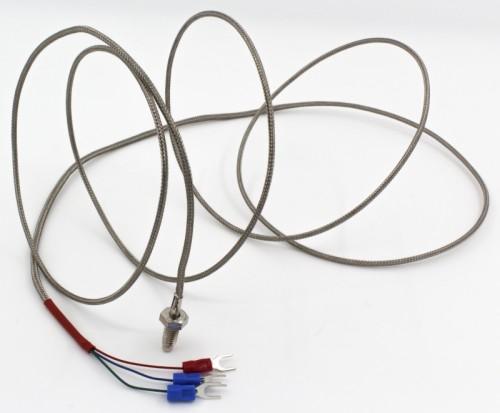 FTARB01B accuracy2m metal screeningcabel M6 bolt head PT100 RTD