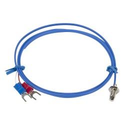 FTARB04 K type M5 bolt head 1m PTFE cable thermocouple screw temperature sensor