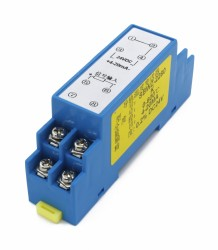 FTT03 K input 4-20mA output usual type din rail type temperature transmitter