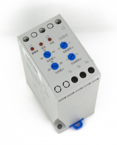XJ3-D phase failure phase sequence protection relay