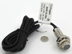 GHG12-10A series dry reed tube magnetic proximity sensor