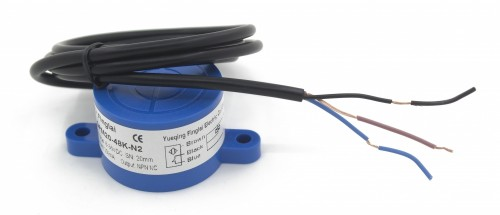 GPM20-48K-N2 panel mounting inductive proximity sensor