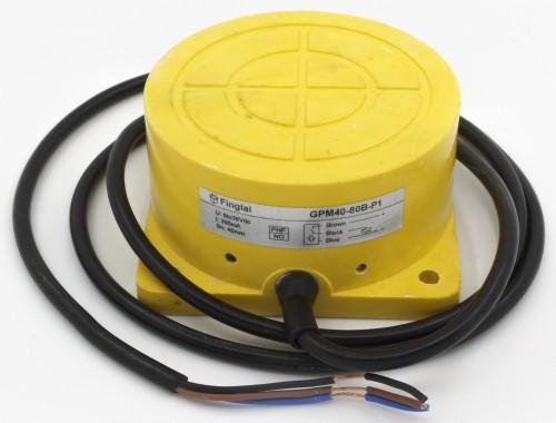 GPM40-80B-P1 panel mounting inductive proximity sensor