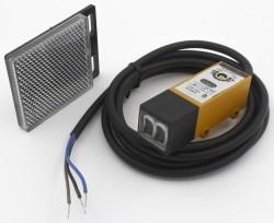 Prism amplifier photoelectric sensors