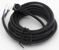 FSC8-FB-3 2m black cable sensor connector