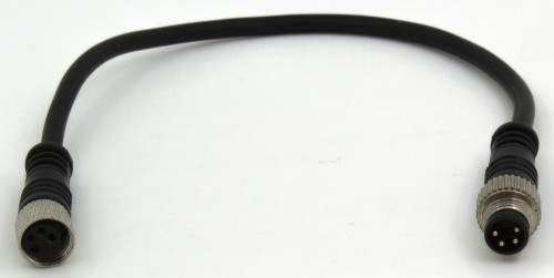 FSC88-MFSS-44 0.2m black cable sensor connector