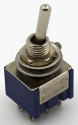 MTS-202 toggle switch
