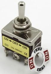 FGS12-223 toggle switch